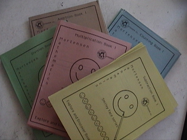Smiley Face Books, Mortensen Math