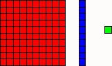 base ten manipulatives, base ten blocks, Moretsen Math,