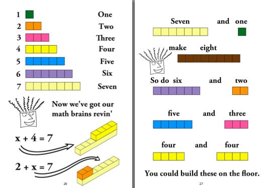 Teach Addition, Fun addition, addends