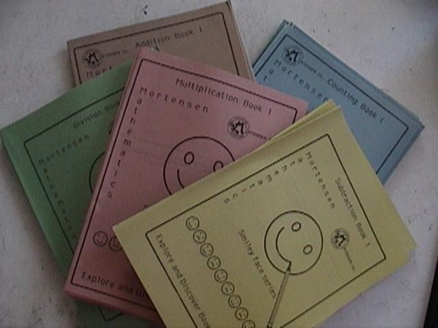 Smiley Face Books, Mortensen Math