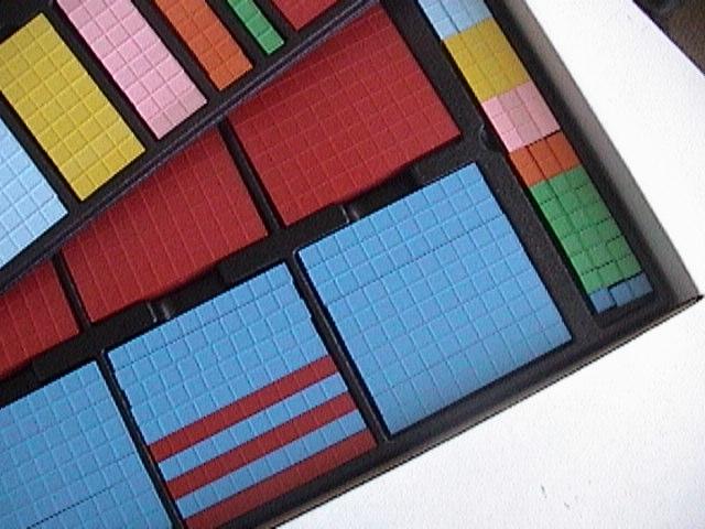 Combo Kit, Base 10 Blocks
